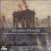 アンドリュー・デイヴィス/R・シュトラウス: 交響詩《英雄の生涯》Op.40/歌劇《インテルメッツォ》Op.72より 4つの交響的間奏曲[ABC4812425]