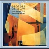 Onslow: String Quartets Vol 3 / Mandelring Quartet