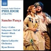 F.A.D. Philidor: Sancho Panca