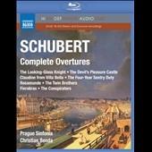 クリスティアン・ベンダ/Schubert: Complete Overtures [NBD0019]