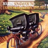 Bolling: Sonatas for Two Pianists / Ax, Bolling