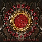 Whitesnake/Flesh &Blood (Collector's Edition) [2LP+CD+DVD]<限定盤>[FTTR950A1]
