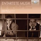 ダヴィド・ブルッティ/Entartete Musik[BRL94874]