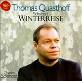 トーマス・クヴァストホフ/Schubert: Winterreise D.911(2/18/1998):Thomas Quasthoff(Bs-Br)/Charles Spencer(p)[63147]