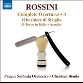 クリスティアン・ベンダ/Rossini: Complete Overtures Vol. 4 [8572735]