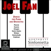 Dances for Piano and Orchestra [HDCD]