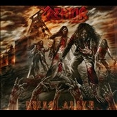 Kreator/Dying Alive [2CD+DVD][NBA30532]