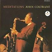 John Coltrane/Meditations (EU) (Remaster)[1792037]