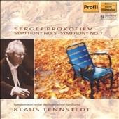 クラウス・テンシュテット/Prokofiev: Symphonies No.5, No.7[PH5003]
