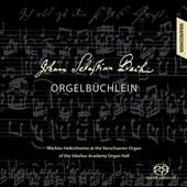 マルック・ヘイキンヘイモ/J.S.Bach: Orgelbuchlein BWV.599-BWV.644[SACD1003]