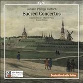 ローランド・ウィルソン/J.P.Foertsch: Sacred Concertos -Musica Sacra Hamburgensis 1600-1800 / Roland Wilson(cond), La Capella Ducale, Musica Fiata[7773692]