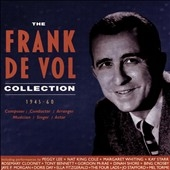 The Frank De Vol Collection 1945-60 CD-R