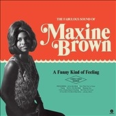 Maxine Brown/Funny Kind of Feeling: The 1960-1962 Sides[772226]
