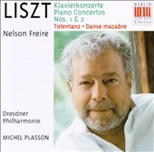 Basics - Liszt: Piano Concertos 1 & 2, etc / Freire, Plasson, et al
