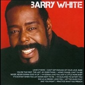 Icon : Barry White CD