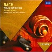 ギドン・クレーメル/J.S.Bach: Violin Concertos No.1, No.2, Oboe d'Amore Concerto, etc[4783348]