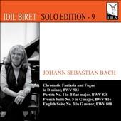 イディル・ビレット/Idil Biret Solo Edition Vol.9 - J.S.Bach[8571310]