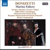 ブルーノ・チンクエグラーニ/Donizetti: Marino Faliero [8660303]