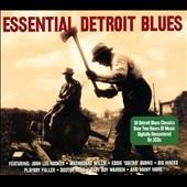 Essential Detroit Blues CD