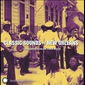 Classic Sounds Of New Orleans CD