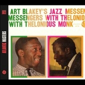 Art Blakey's Jazz Messengers With Thelonious Monk LP
