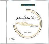 マルコ・サルチート/J.S.Bach: Goldberg Variations BMW.988 on Guitar[CDS7699]