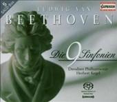 Beethoven Complete Symphonies / Kegel & Dresden Philharmonic