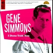 Jumpin' Gene Simmons/I Done Told You