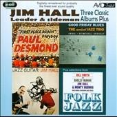 Jim Hall/Three Classic Albums Plus: Jazz Guitar/Good Friday Blues/Paul Desmond-First Place Again[AMSC1033]