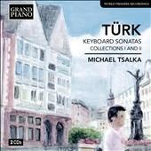 ミカエル・ツァルカ/Turk: Keyboard Sonatas Collections I &II[GP627]