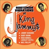 Rootsman Vibration at King Jammy's CD