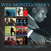 Wes Montgomery/The Classic Recordings: 1960-1962[EN4CD9040]