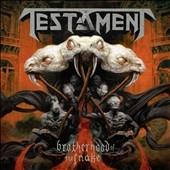 Testament/Brotherhood Of The Snake[NBA332702]