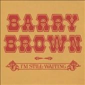 Barry Brown/I'm Still Waiting[RROO305CD]