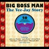 TOWER RECORDS ONLINEで買える「Big Boss Man : The Vee-Jay Story[DAY2CD175]」の画像です。価格は1,217円になります。