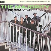 The Majority/The Decca Years 1965-1968 [CRREV288]