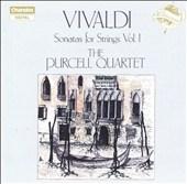 Vivaldi: Sonatas for Strings Vol 1 / Purcell Quartet