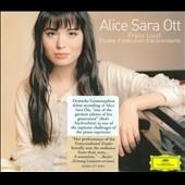 アリス=紗良・オット/Liszt: Etudes d'Execution Transcendante No.1-No.12[4778362]
