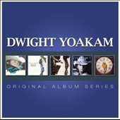 5CD Original Album Series Box Set CD