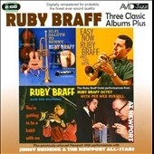 Ruby Braff/Three Classic Albums Plus[AMSC1011]