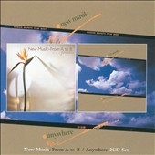 New Musik/From A To B/Anywhere[CDLEMD182]