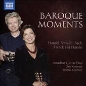 アマデウス・ギター・デュオ/Baroque Moments - Handel, Vivaldi, J.S.Bach, etc[8573440]