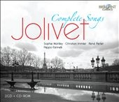 Jolivet: Complete Songs [2CD+CD-ROM]