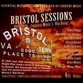 The Bristol Sessions : 1927/1928 - Country Music's 'Big Bang' CD
