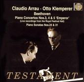 オットー・クレンペラー/Beethoven: Piano Concertos, etc / Arrau, Klemperer, et al[SBT21351]