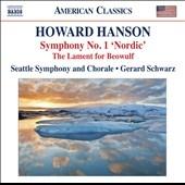 ジェラード・シュワルツ/H.Hanson: Symphony No.1