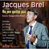 Jacques Brel/Ne Me Quitte Pas[ALN1913]