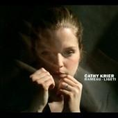 キャシー・クリエ/Cathy Krier Plays J.P.Rameau & Ligeti [4260085533084]