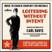 カール・デイヴィス/デイヴィス: チャップリンのミューチュアル・フィルムのための音楽[CDC027]