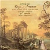 ジェフリー・スキッドモア/Rameau: Regne Amour / Sampson, Skidmore, Ex Cathedra[CDA67447]